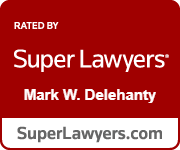Rated By Super Lawyers Mark W. Delhanty